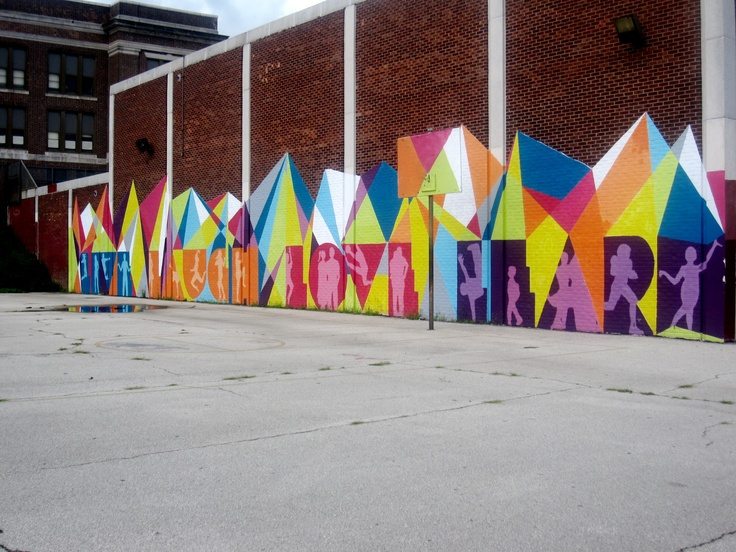 17 best images about school yards on pinterest yard art for Best paint for yard art