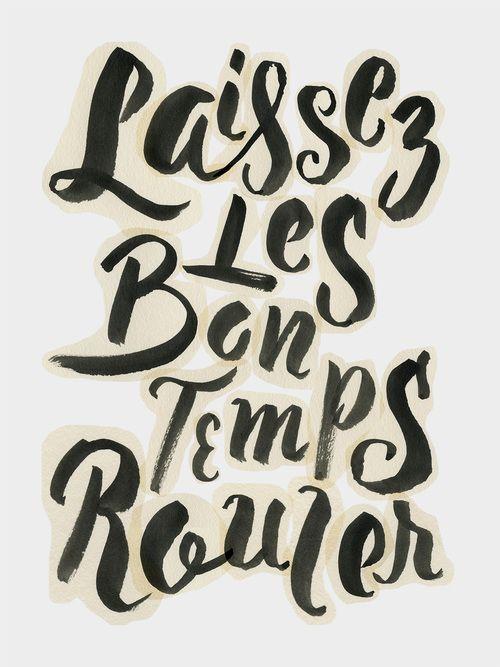 Laissez Les Bon Temps Rouler! — Jude Landry