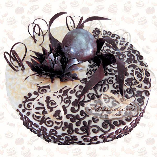 Заказ тортов на юбилей | Пермь, кондитерская Патисье | Заказать торт на юбилей женщине
