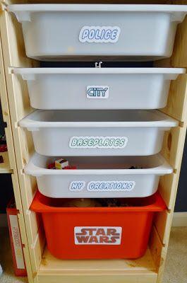 Ikea Hack Lego Storage Table