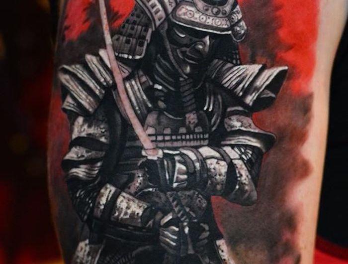 Tatouage Samourai Le Tattoo Des Guerriers Tattoo Tattoos