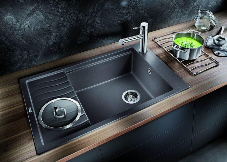 Как подобрать кухонную мойку?