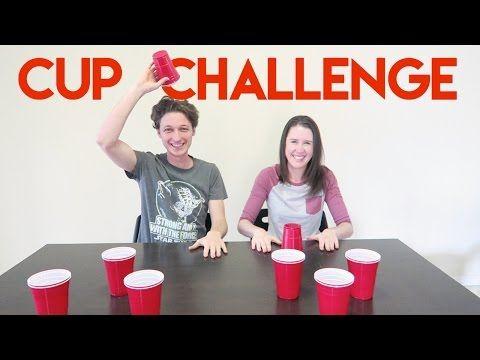 Cup Challenge - YouTube