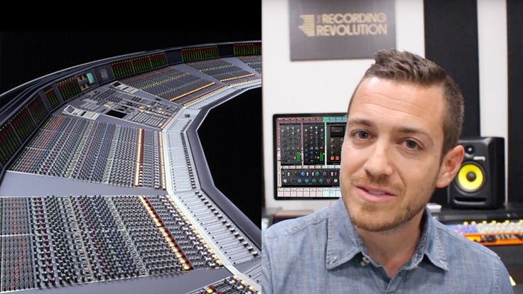 In this video, Graham Cochrane of the Recording Revolution shows you how to get the big, punchy sound of the SSL consoles by mixing an entire song with plugins from the SSL 4000 Collection.
