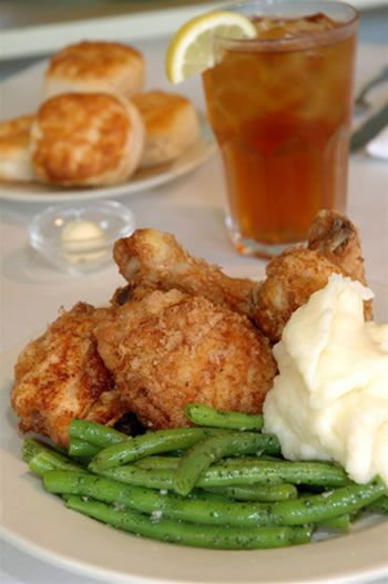 This spicy oven fried chicken recipe takes a little more effort than some other southern fried chicken recipes but the results are well worth it. It tastes just like fried chicken but is oven baked, so it is healthier too. The ingredients in this spicy oven fried chicken recipe include thyme, mustard, cayenne pepper, garlic and more, for a really delicious flavor.