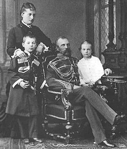 "Catherine Dolgorukov ""Katya"" (Catherine Mikhailovna Dolgorouky) (Yekaterina Mikhailovna Dolgorukova) (Princess Yourievsky) (1847-1922) Russia, mistress, then wife of Tsar Alexander II ""Sasha"" (Alexander Nikolaevich Romanov) (1818-1881) Russia. They had 4 children."