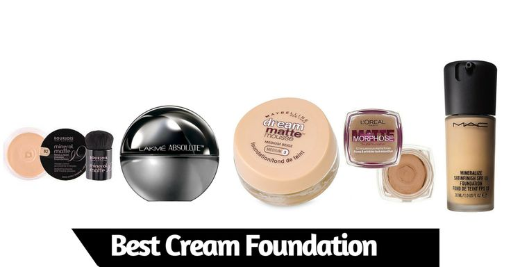 Best Cream Foundation Of 2016