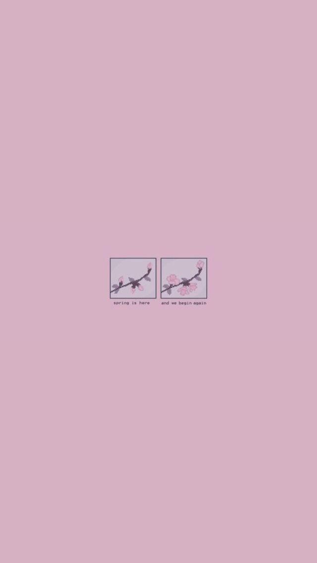 Bts Pastel Pink Wallpaper