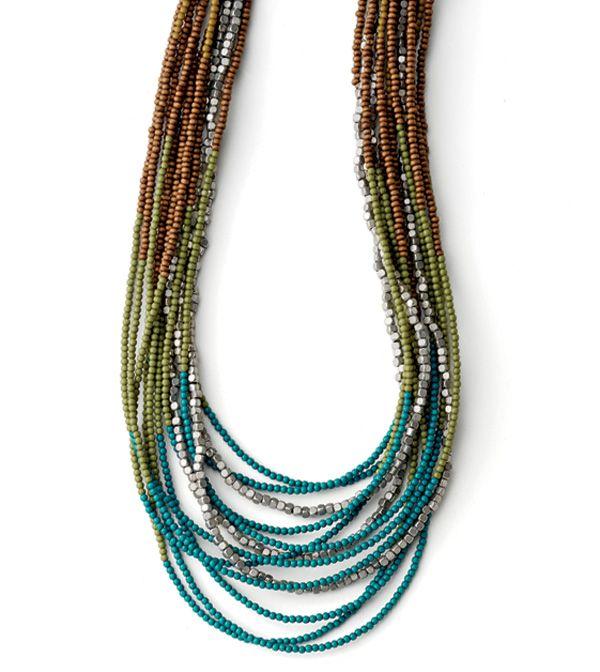 Savannah Necklace by lia sophia.