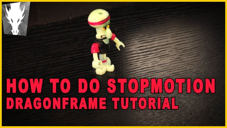 How To Make A Stop Motion Film With Dragonframe - Stopmotion Tutorial
