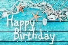 Resultado de imagen para Happy birthday + beach