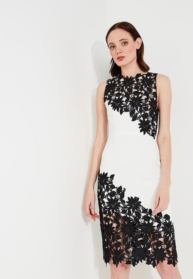 Платье Alice + Olivia купить за 42 699 руб AL054EWYZD58 в интернет-магазине Lamoda.ru