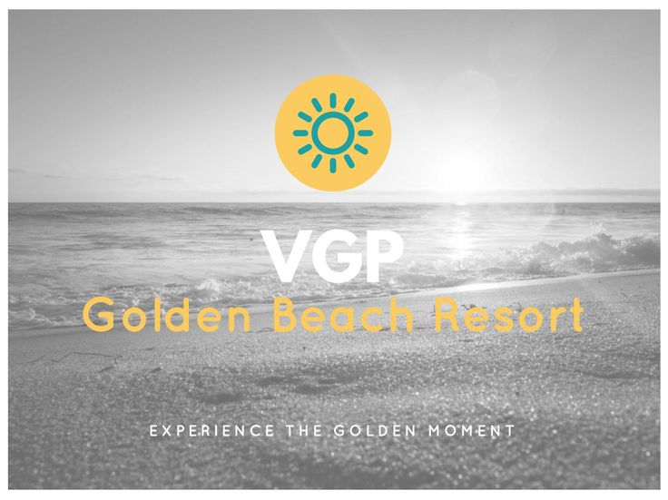VGP Golden Beach Resort, ECR, Chennai