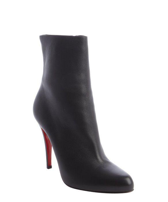 cheap replica christian louboutin men shoes - christian louboutin paris 100 ankle boots, louboutin.com shoes