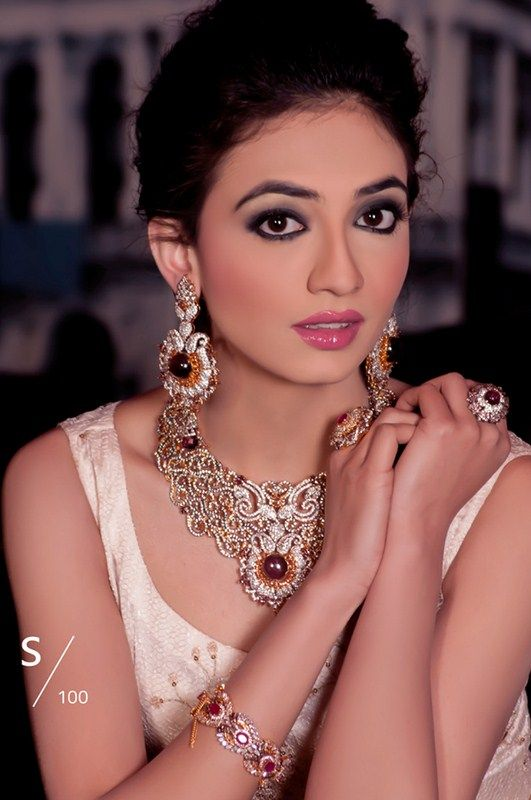 Latest Keepsakes By Reem Jewellery Designs For Women Fashion 2014 (1)