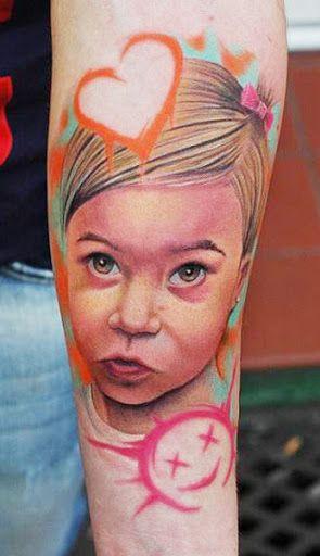 Realism Tattoo by Dzikson Wildstyle