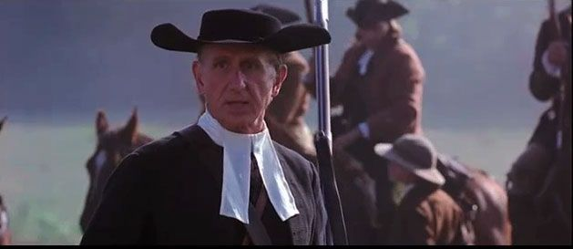"Rene Auberjonois as ""Reverend Oliver"""