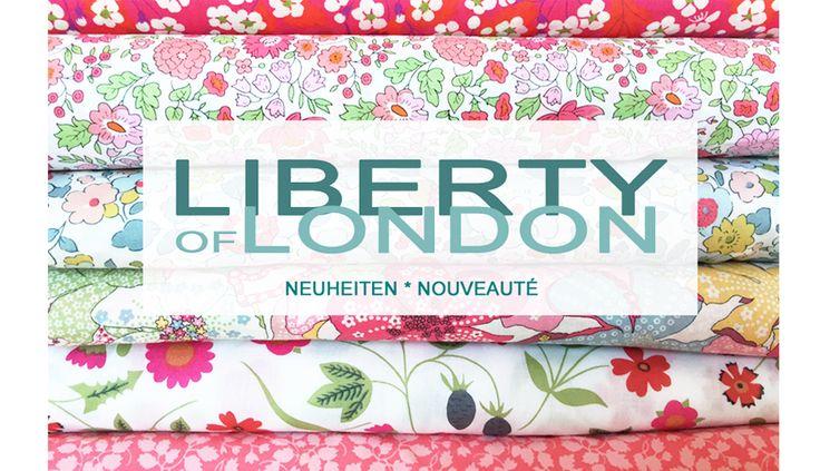 Liberty Stoffe Online