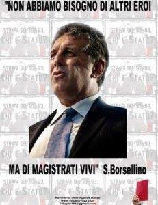 Associazione Libertà e Giustizia: solidarietà al pm Nino Di Matteo