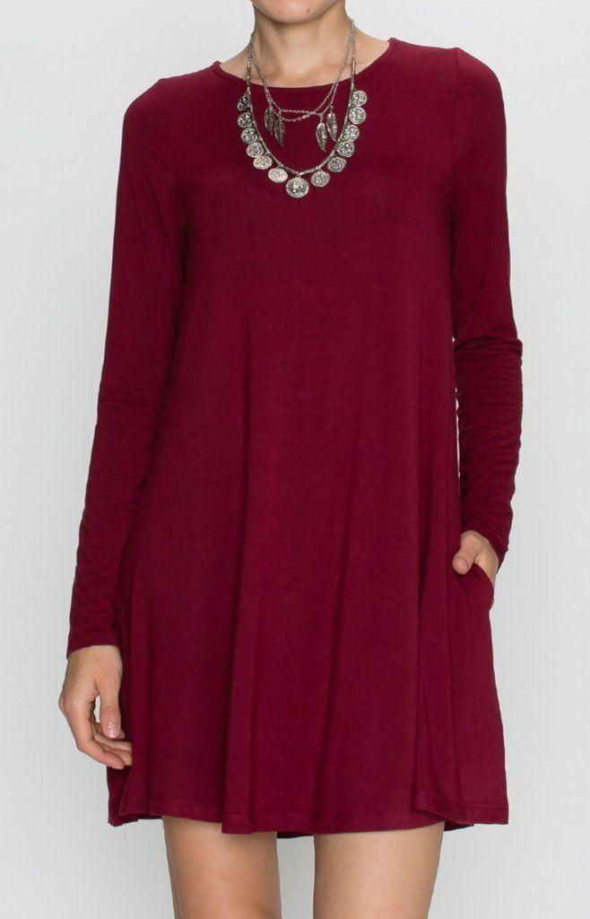 Little Crimson Dress