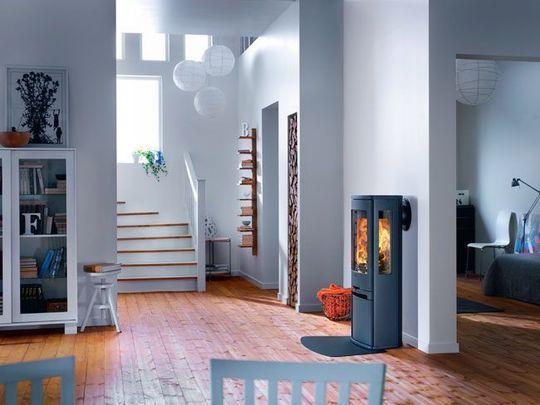 25 best chemin e avec insert ideas on pinterest - Modele cheminee avec insert ...