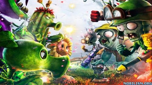 """Plants vs. Zombies 2 v5.8.1 (Mod Official/Row/Na)Requirements: 3.0+Overview: """"Best Games of 2013"""" Collection on Google PlayPlay the sequel to the hit action-strategy adventure with over 30 Game of the Year awards...."""