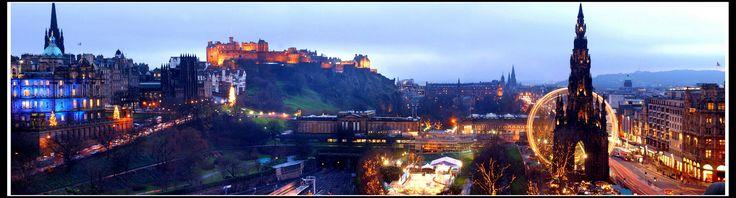 Edinburgh in 48 Hours