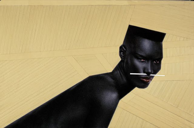 "What's up! trouvaillesdujour: Jean-Paul Goude: "" Goudemalion,"" A Retrospective"