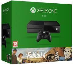 Xbox One 1Tb + Fallout 4 + Fallout 3.  Eres el único superviviente del Refugio 111 en un mundo destruido por la guerra nuclear. Cada segundo es una lucha por la supervivencia, y en tus manos estarán todas las decisiones. Solo tú puedes reconstruir el yermo y decidir su futuro. Bienvenido a casa.