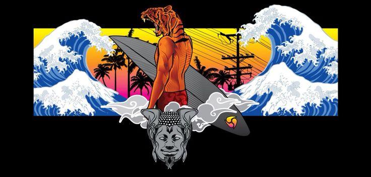Urban surfing zen