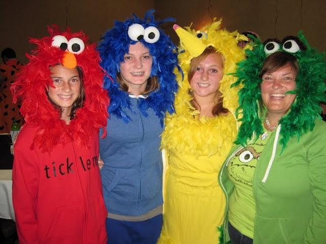 Easy Sesame Street