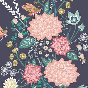 Hawthorne Threads - Nectar - Bloomerie in Ink