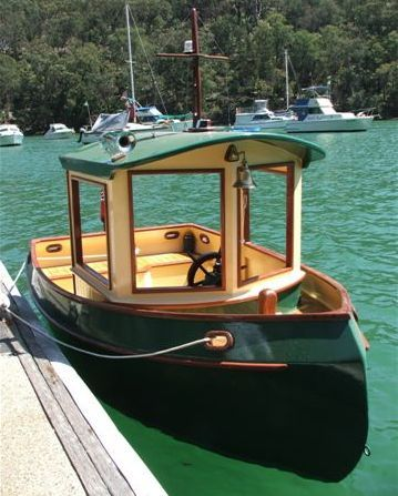 175 best images about Micro Mini Tugboats ~ on Pinterest | Boat plans, Boats and Minis