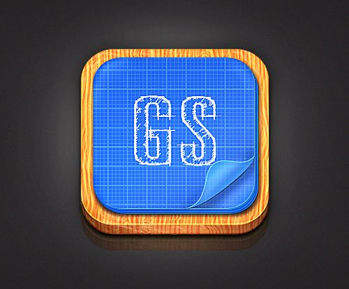 How to Create a Stylish Blueprint App Icon in Adobe Illustrator
