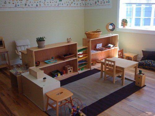 Montessori Classroom Decor ~ Best images about montessori classroom decor ideas