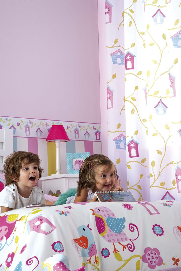 17 best images about decoraci n habitaci n infantil y - Colores para habitacion infantil ...