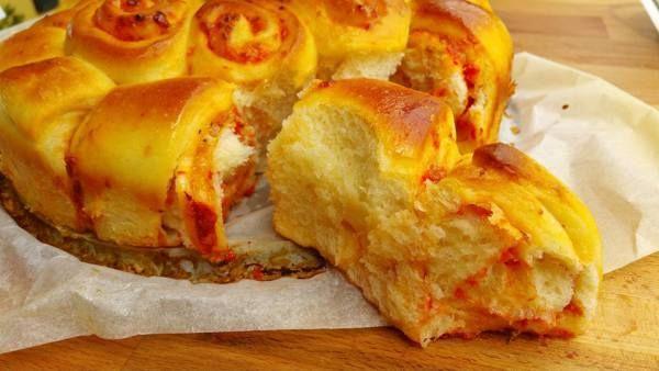 Torta di Rose gusto Pizza con e senza il Bimby