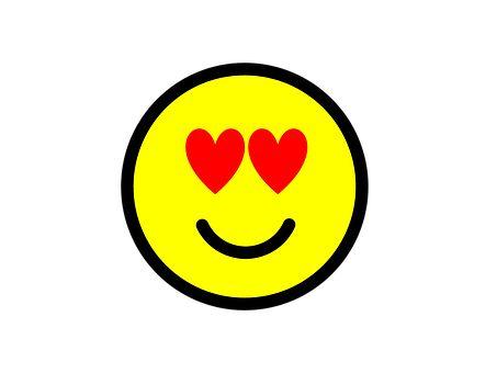 Emoji, Hangulatjel, Ikon, Szerelem
