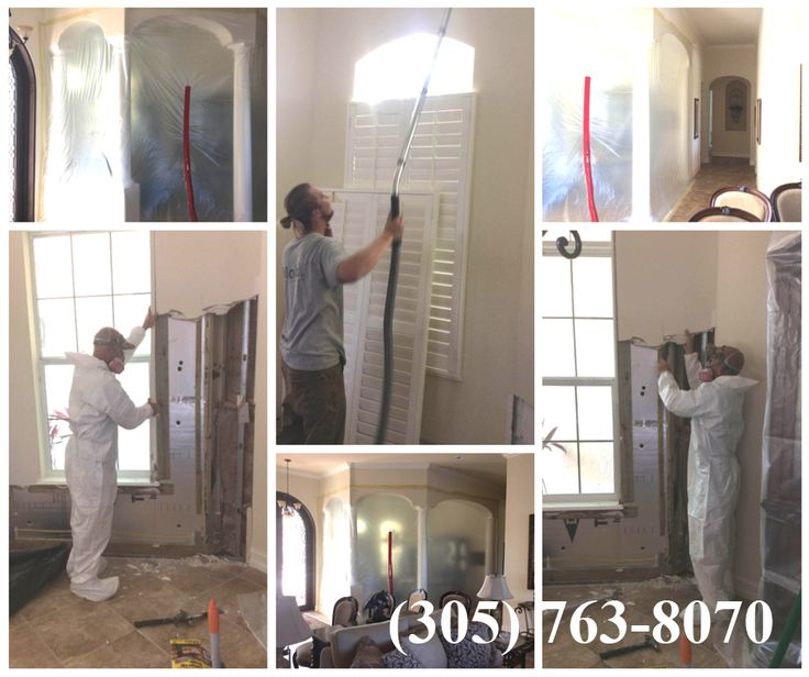 Mold Removal Miami Beach - Our highly trained mold remediation experts will assess the situation and determine the best solution to eradicate the mold off your property. Identifying the root cause of the mold is critical.