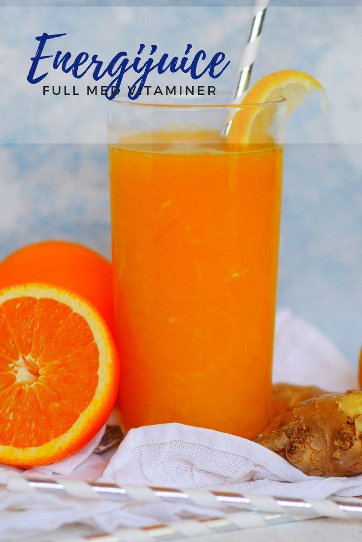juice mot förkylning