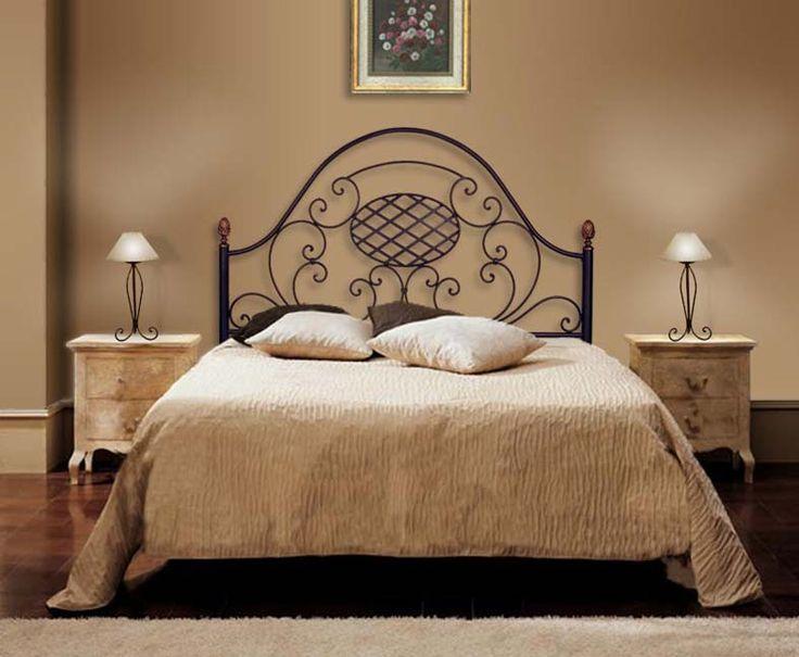 ber ideen zu eisen kopfteil auf pinterest. Black Bedroom Furniture Sets. Home Design Ideas