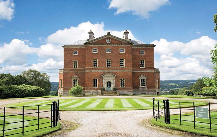 Barlaston Hall in Staffordshire - Country Life
