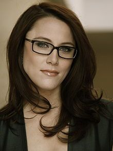 S.E. Cupp.  Don't exactly agree with everything she says, but no one can deny she is very smart and very pretty.