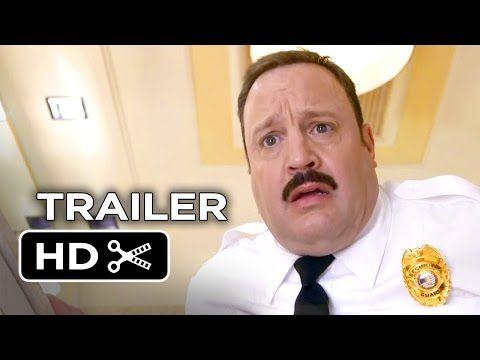 Paul Blart: Mall Cop 2 Official Trailer #1 (2015) - Kevin James, David Henrie Sequel HD - YouTube