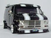 Chevrolet Van   black Highway 61