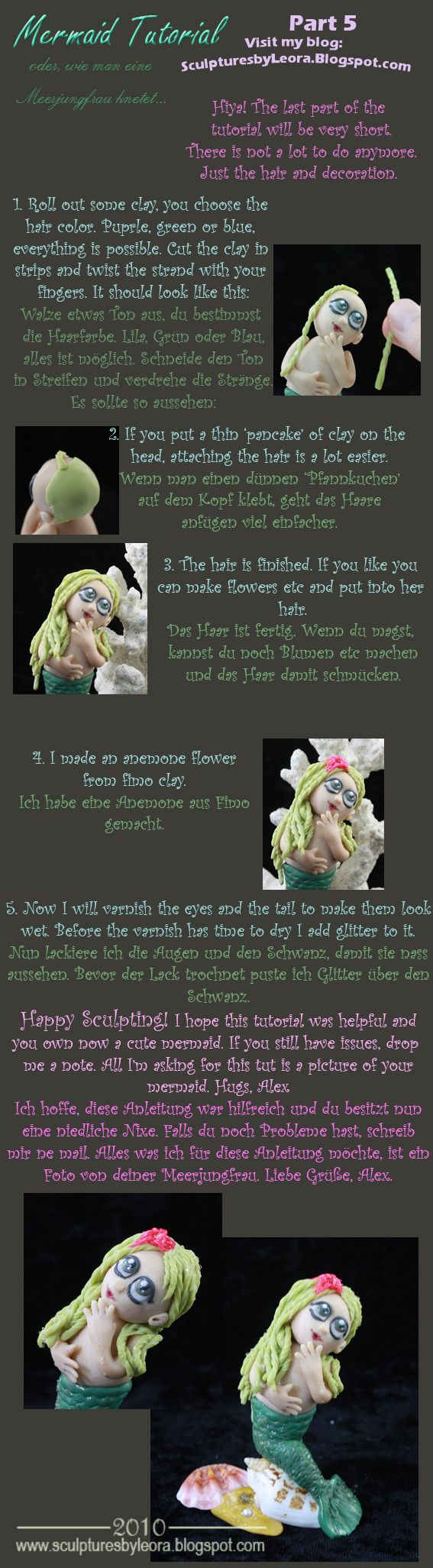 Mermaid tutorial part5 by ALBuslovich.deviantart.com on @deviantART