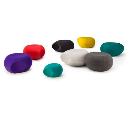 The newest addition to the Australian Design Award winning Aura Collection - the Aura Upholstered Pebble. http://www.zenithinteriors.com.au/product/2515