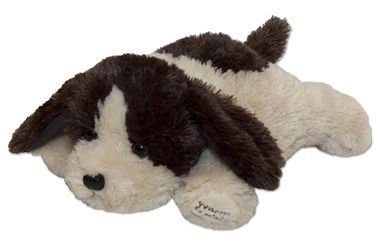 Warm Puppy - Microwavable plush animals