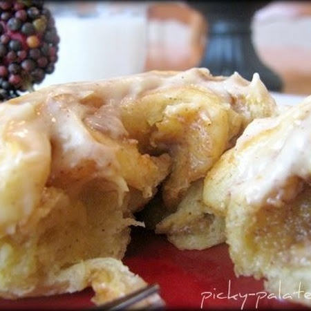 Pumpkin Spiced Cream Cheese Breakfast Rolls | Recipe | Cream Cheese ...
