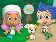 Bubble Guppies Solar Chart Poster    Learn about our solar system with the Bubble Guppies! Print the sticker pages onto sticker paper and follow the instructions to put the poster together. Then help your child match the planet stickers to each planet, decorate with the others, and hang up the poster for some out-of-this-world room décor.